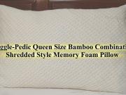 Snuggle-Pedic Bamboo Pillow