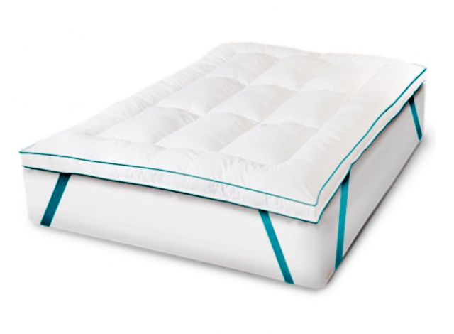down alternative fiberbed mattress topper reviews